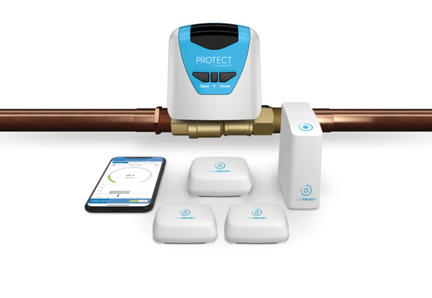 Protect by LeakSmart with Flow Product Family Shot