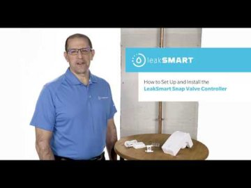 How to install LeakSmart's Snap Valve Controller
